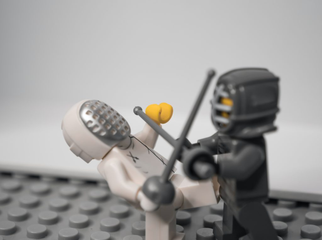 Write a Good Fight Scene