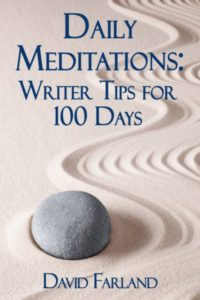 Free book on creative writer tips by david farland