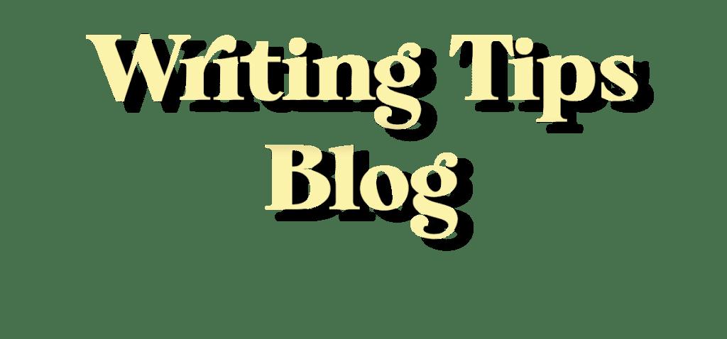 Free Writing Advice